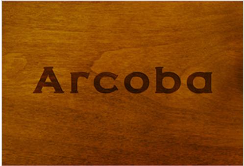 アルコバのロゴ