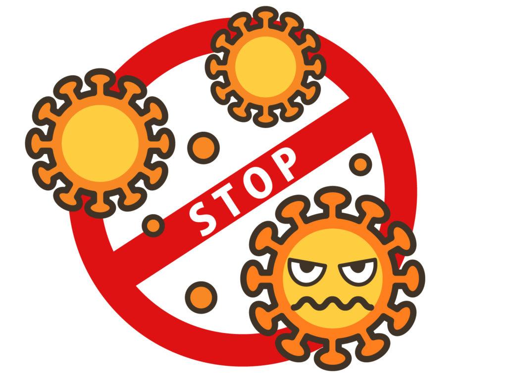STOPコロナウイルス